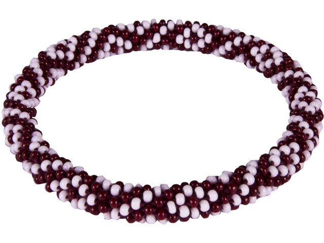 Sherpa Mayalu Two Color Roll On Bracelet, tongba brown